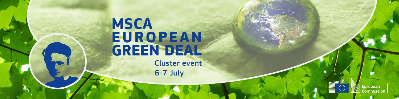 MSCA-European-Green-Deal-banner